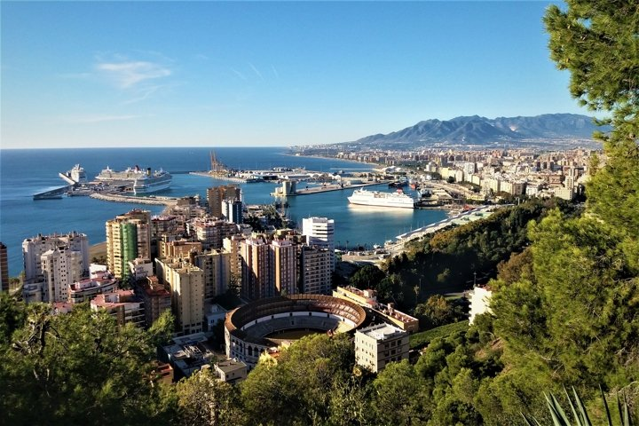 Travel photos from around South of Spain