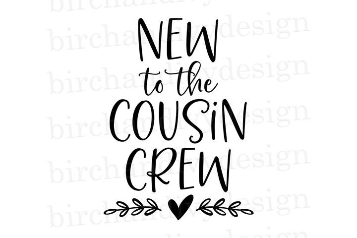 New To The Cousin Crew