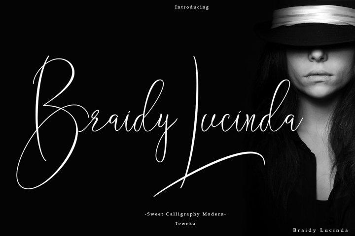 Braidy Lucinda
