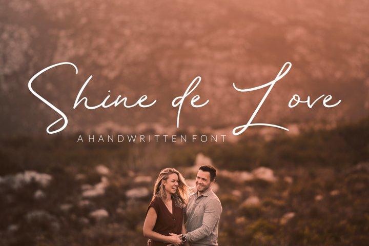 Shine de Love