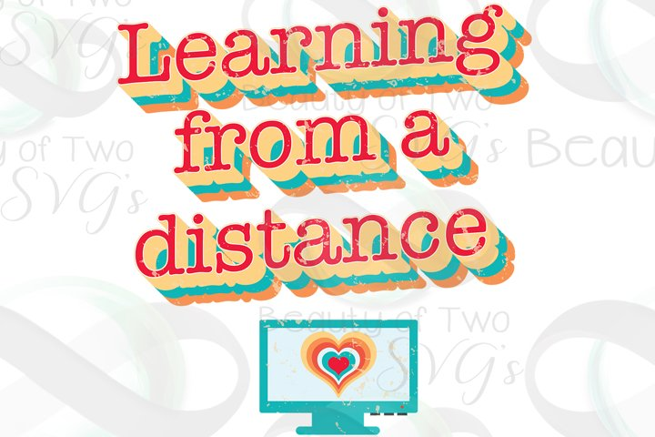 Learning from a distance png, Online learning Sublimation
