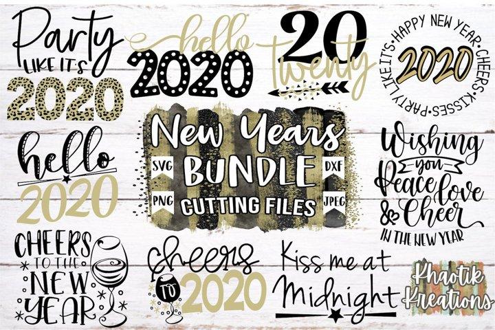 New Years 2020 Bundle