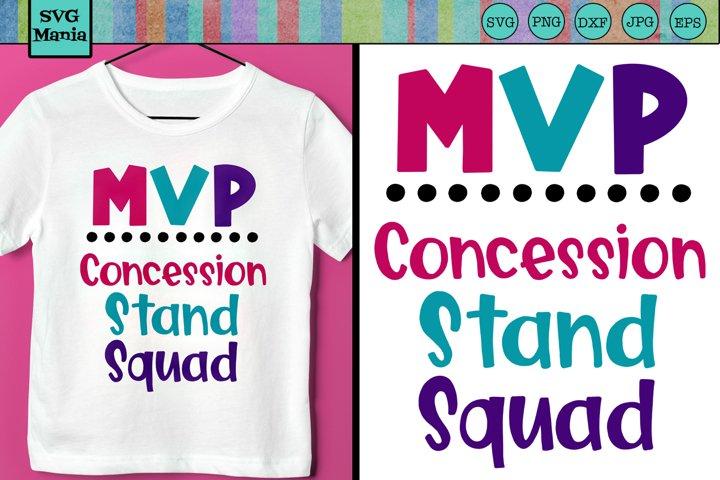 Baseball Sister SVG File, Softball Sister SVG, Concession