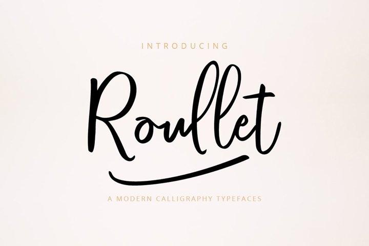 Roullet Handmade