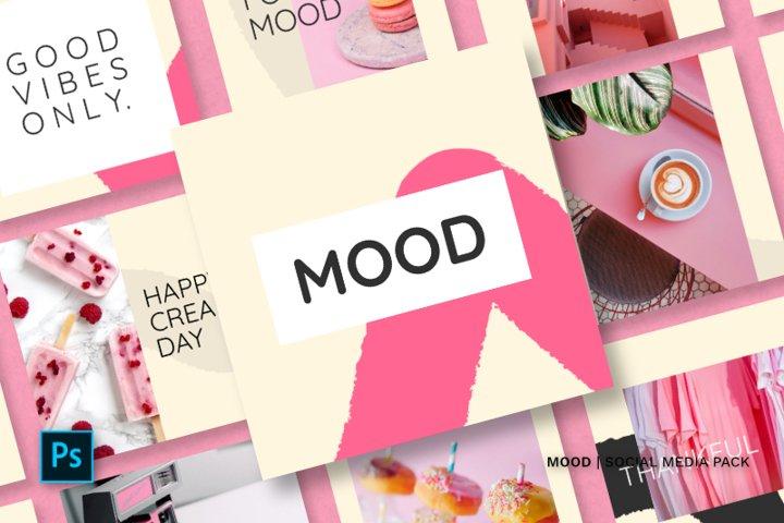 Mood Social Media Pack