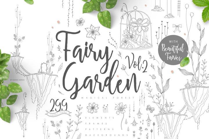 Fairy Garden 2 - Terrarium Kit