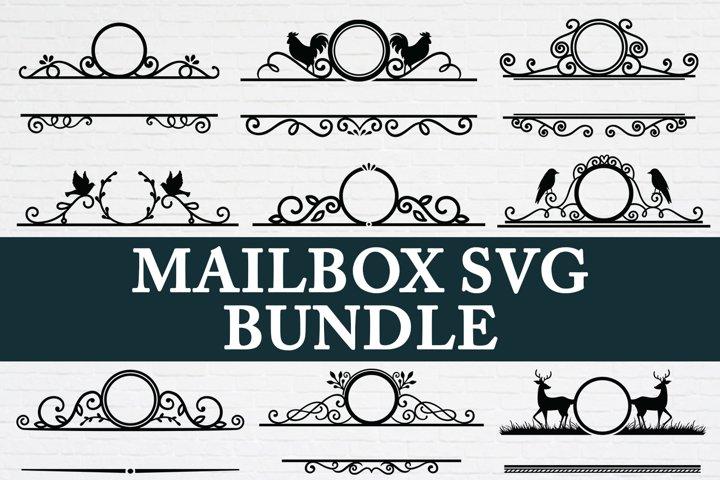 Mailbox SVG Bundle