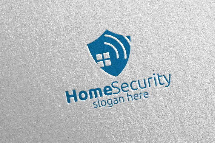 Shield Home Security Logo 8