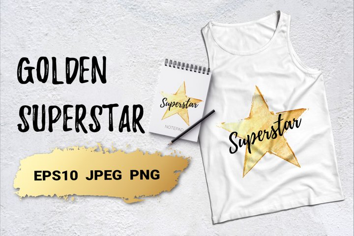 Golden Superstar