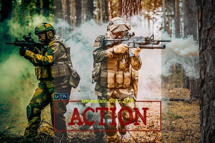 Action Presets For Lightroom Mobile, Desktop and ACR