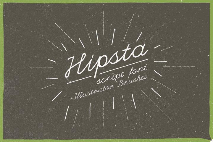 Hipsta Script