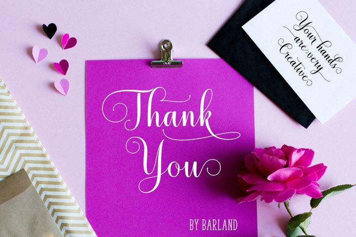 Mistletoe - Font Duo + Bonus - Free Font of The Week Design10