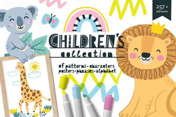 Childrens collection