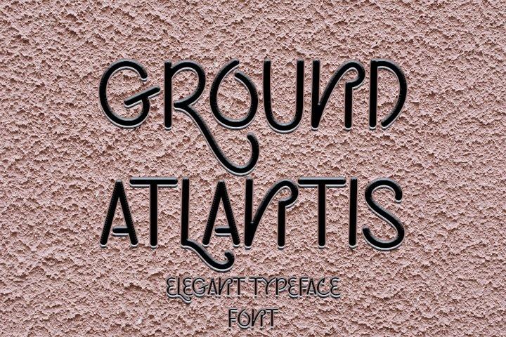 Ground Atlantis