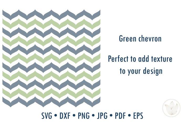 Green chevron texture pattern svg cut file