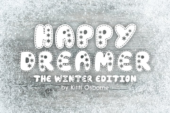 Happy Dreamer Winter Edition