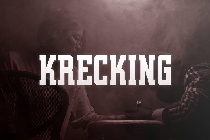 Krecking
