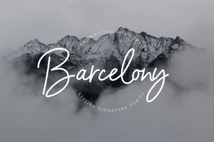 Barcelony Signature
