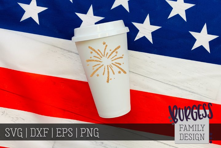 Firework | SVG DXF EPS PNG