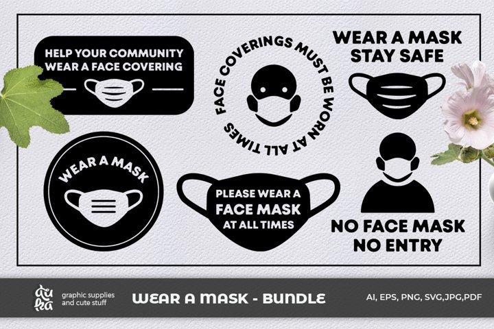 Face mask | BUNDLE