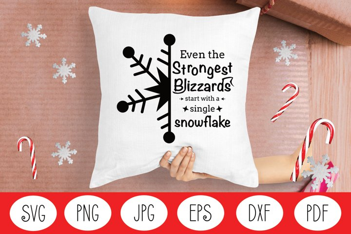 Christmas SVG | Winter SVG | Snowflake SVG | Winter Quote