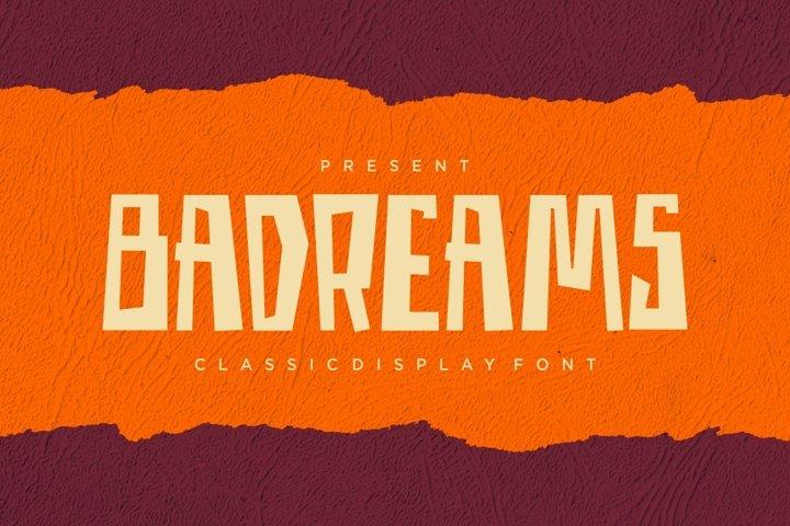 Badreams