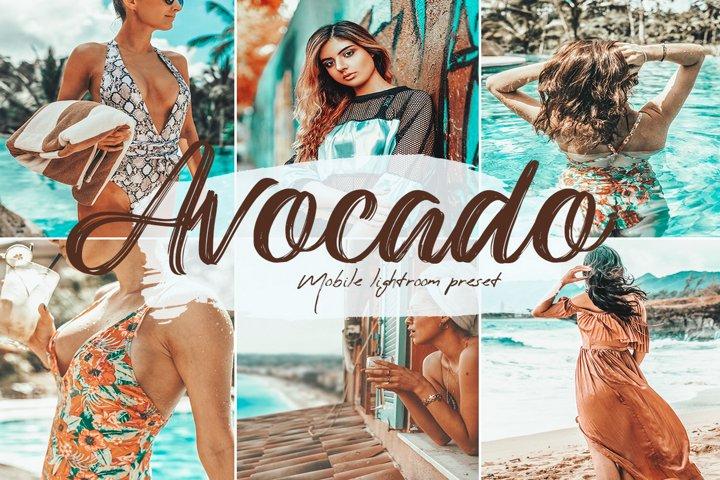 Avocado Lightroom Presets