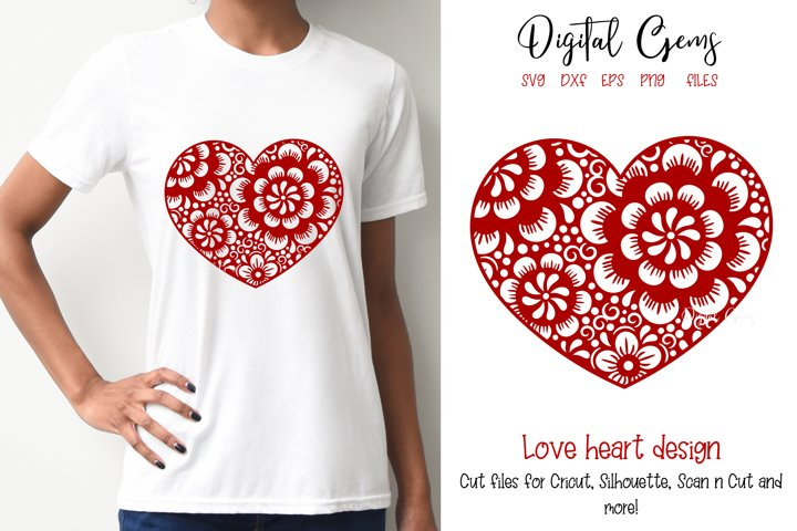 Heart, Valentines / love design