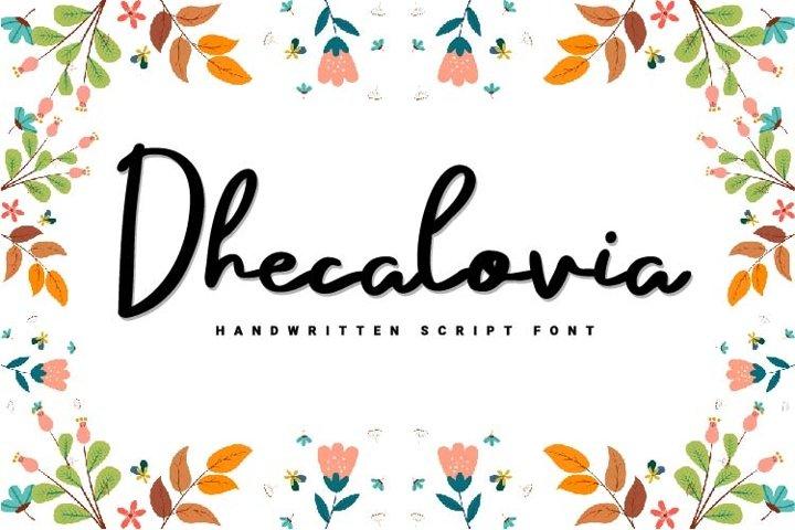 Dhecalovia