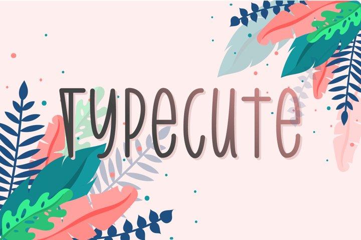 TypeCute