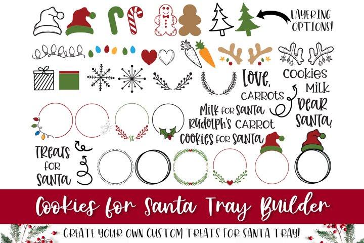 Treats for Santa Tray Builder Kit