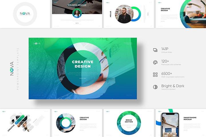 NOVA Multipurpose PowerPoint Template