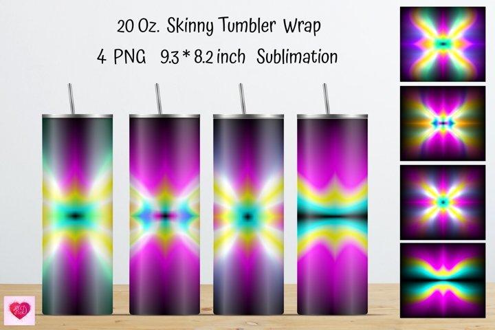 Skinny Tumbler Sublimation. Tumbler designs png. Neon lights