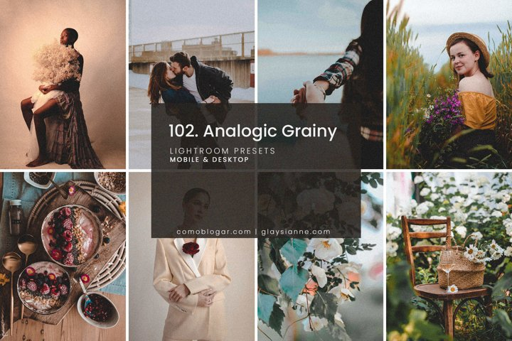 102. Analogic Grainy Presets