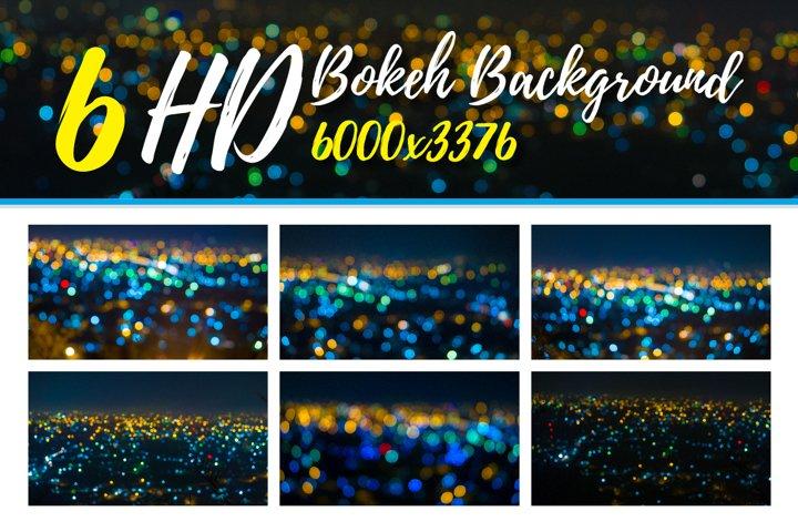 HD Background Bokeh