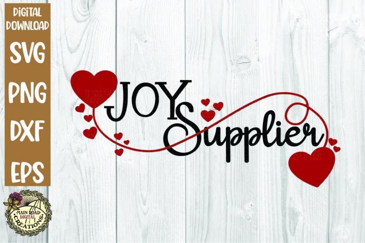 Joy Supplier-Valentines Day Love-Heart-Inspirational SVG
