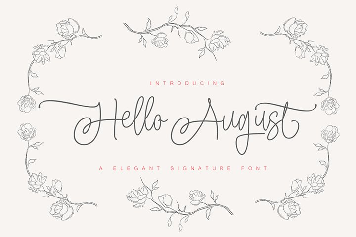 Hello August Duo