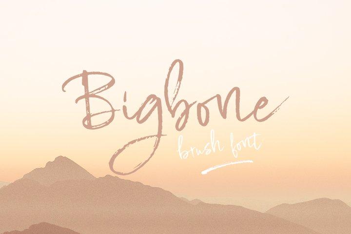 Bigbone
