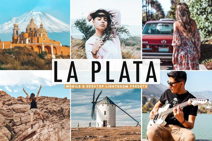 La Plata Mobile & Desktop Lightroom Presets