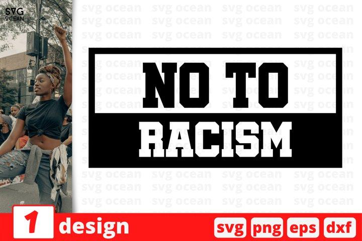 No to racism Svg Cut Files | Stay woke svg | Black lives