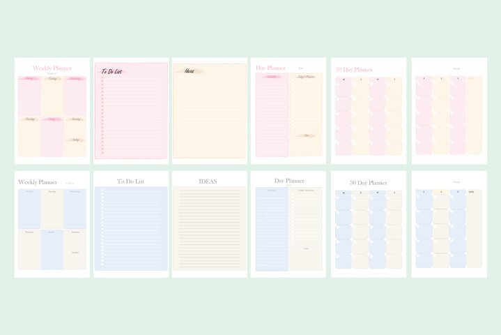 Beautiful Planner