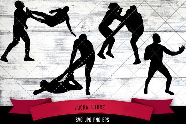 Lucha Libre svg Cut file Svg
