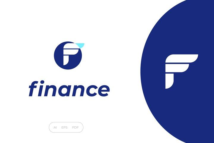 Finance F Logo