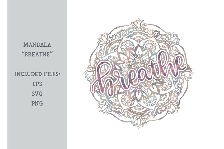 Breathe - Mandala