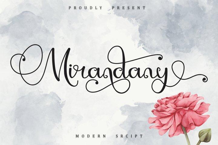 Mirandany