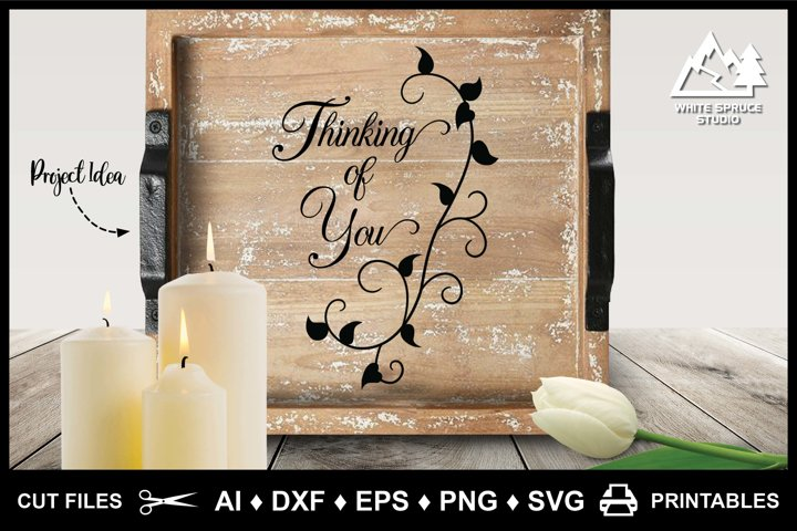 Thinking of You, Flourish, Uplifting, Encourage, Get Well