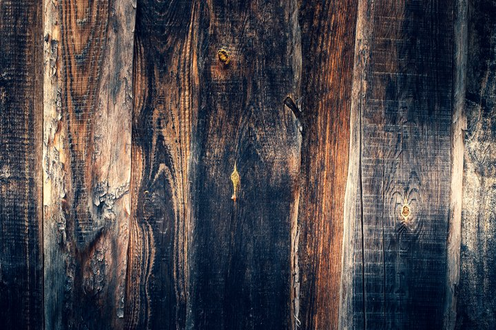 wooden old background from natural wood, textured backing