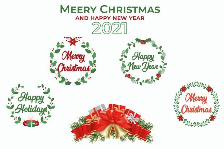 Christmas SVG Bundle, Christmas Ornaments Bundle