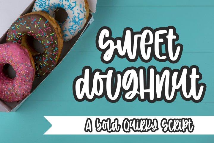 Sweet Doughnut