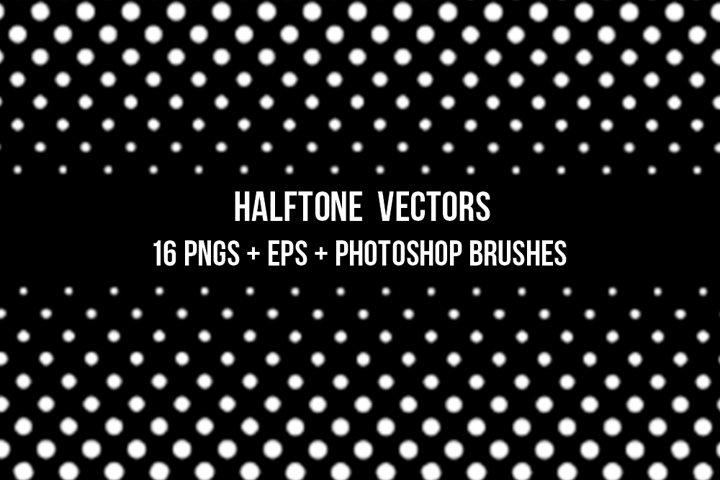 Halftone Vectors